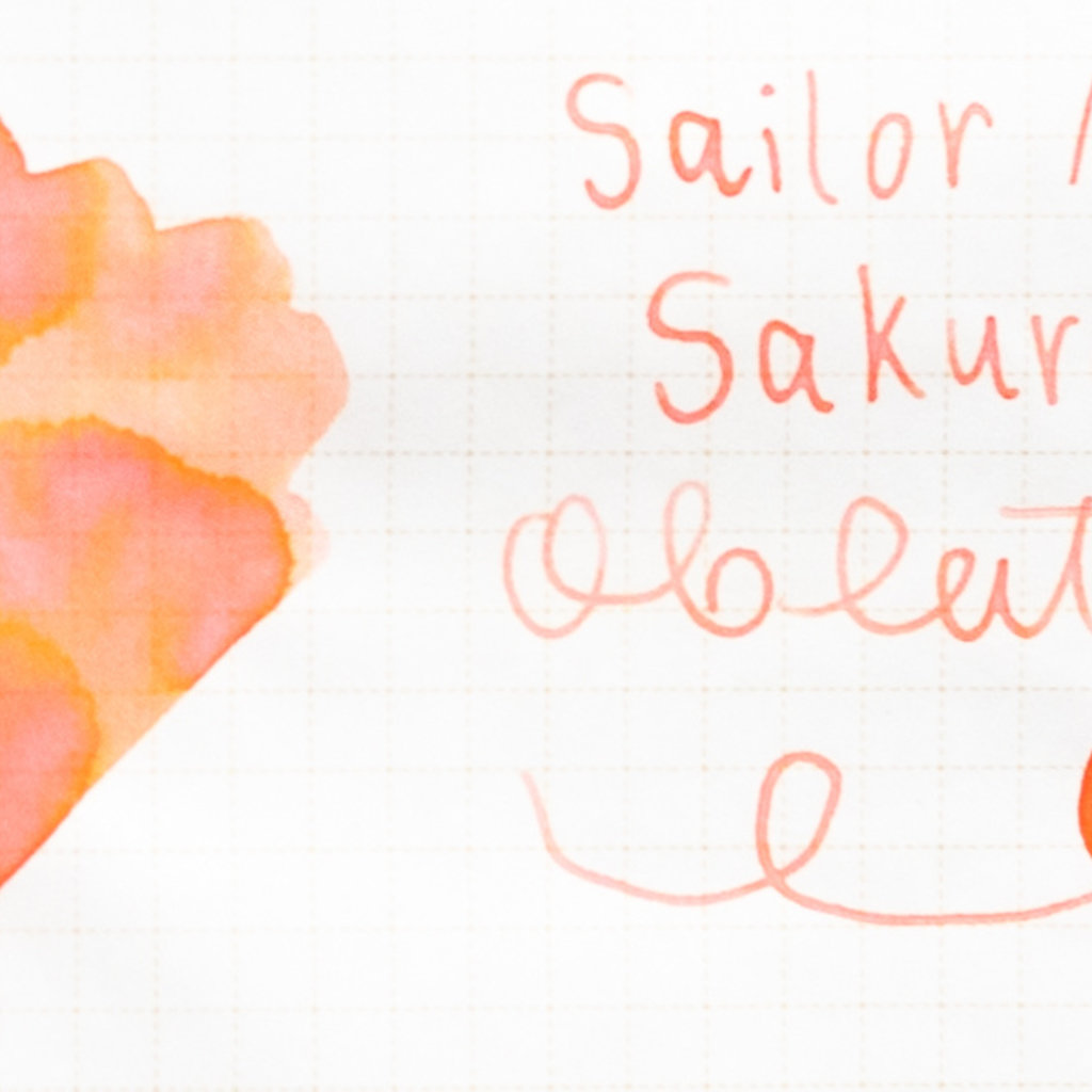 Sailor Manyo Bottled Ink Sakura 50ml