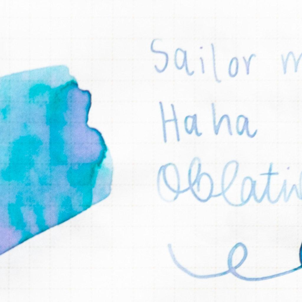 Sailor Manyo Bottled Ink Haha
