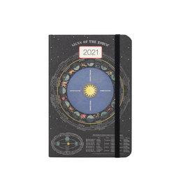 cavallini 2021 Zodiac Weekly Planner