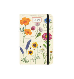cavallini 2021 Wildflowers Weekly Planner