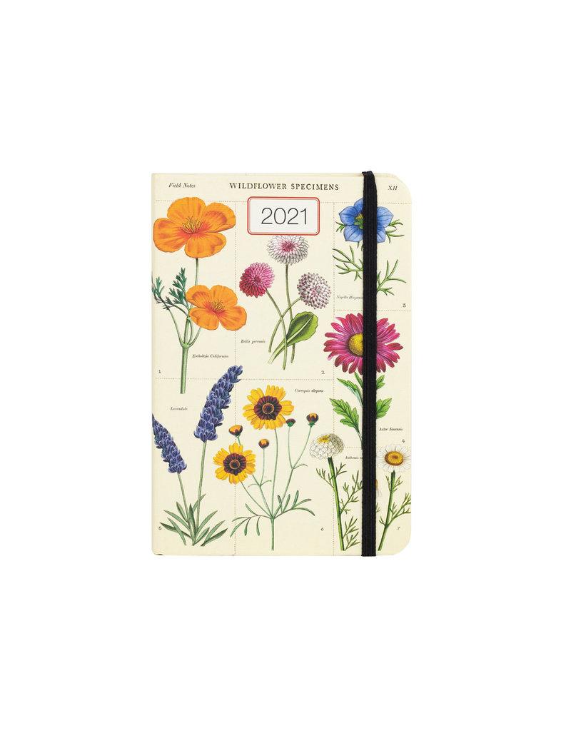 cavallini 2021 Wildflowers Weekly Planner