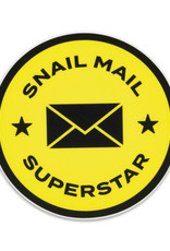 Constellation and Co. Snail Mail Superstar Sticker