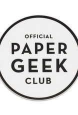 Constellation and Co. Paper Geek Sticker