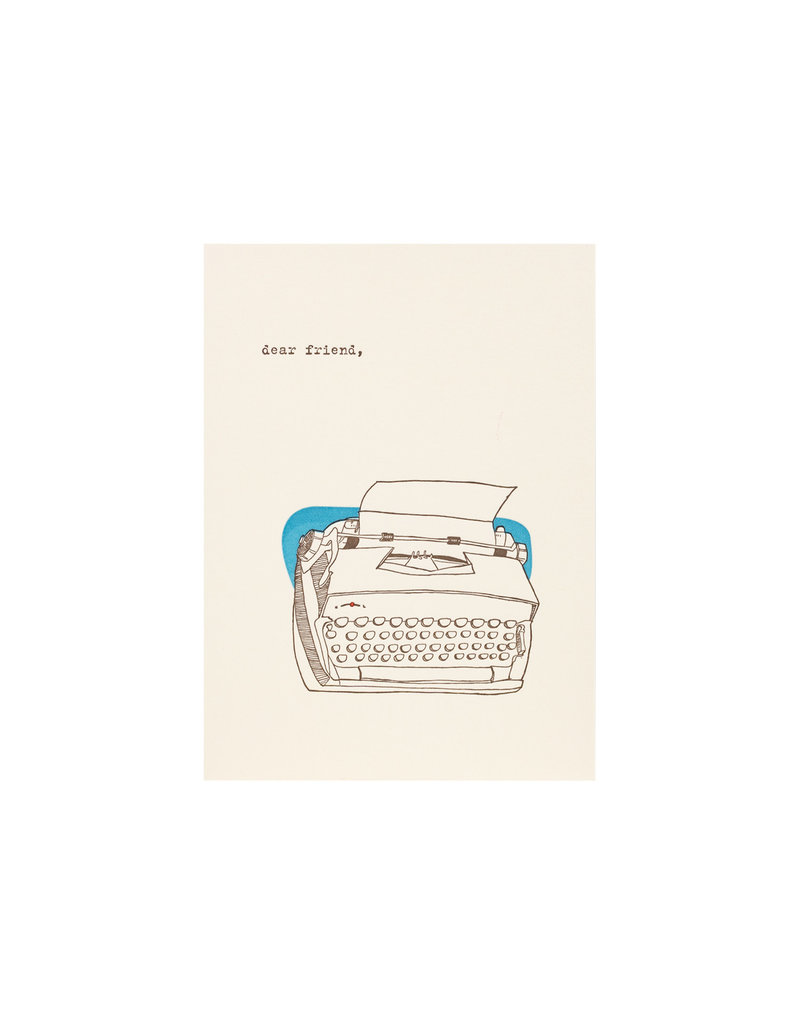Lark Press Typewriter
