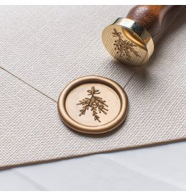 Stamptitude Mistletoe Wax Seal
