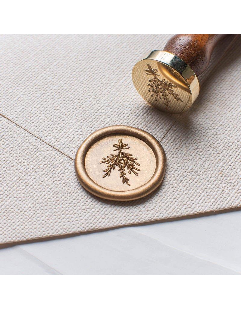 Stamptitude Mistletoe Wax Seal