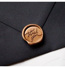 Stamptitude Thank You Wax Seal
