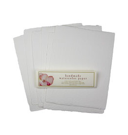 Oblation Papers & Press handmade 140# watercolor paper packs 8.5x11""