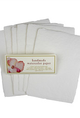 Oblation Papers & Press handmade 140# watercolor paper packs 5 x 7""