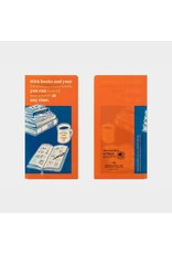 Traveler's Company Clear Folder 2021 standard