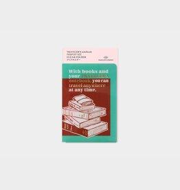 Traveler's Company Clear Folder 2021 Passport