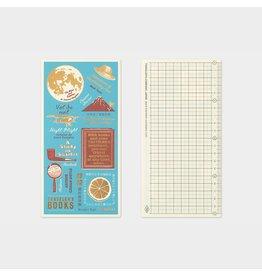 Traveler's Company Plastic Sheet 2021 standard
