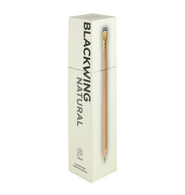 Blackwing Blackwing Natural Pencil (Extra Firm) Box of 12