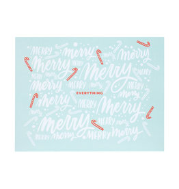 Friendly Fire Paper Merry Everything box of 8