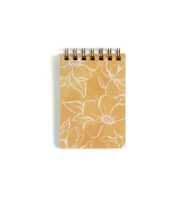 1Canoe2 Golden Poppy Notebook Small