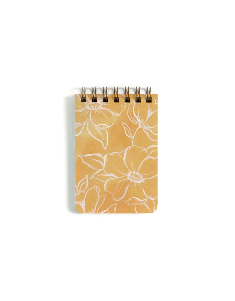 1Canoe2 Golden Poppy Notebook Small