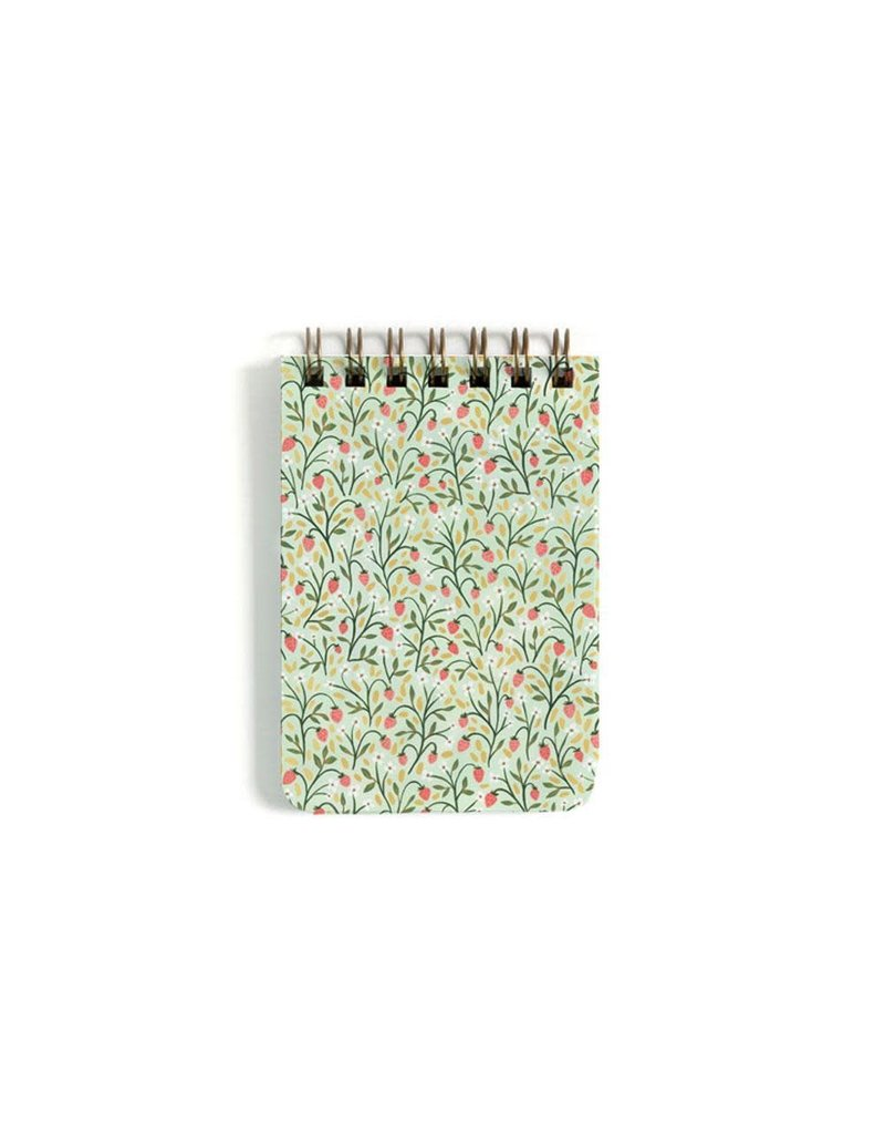 1Canoe2 Strawberry Meadow Notebook Small