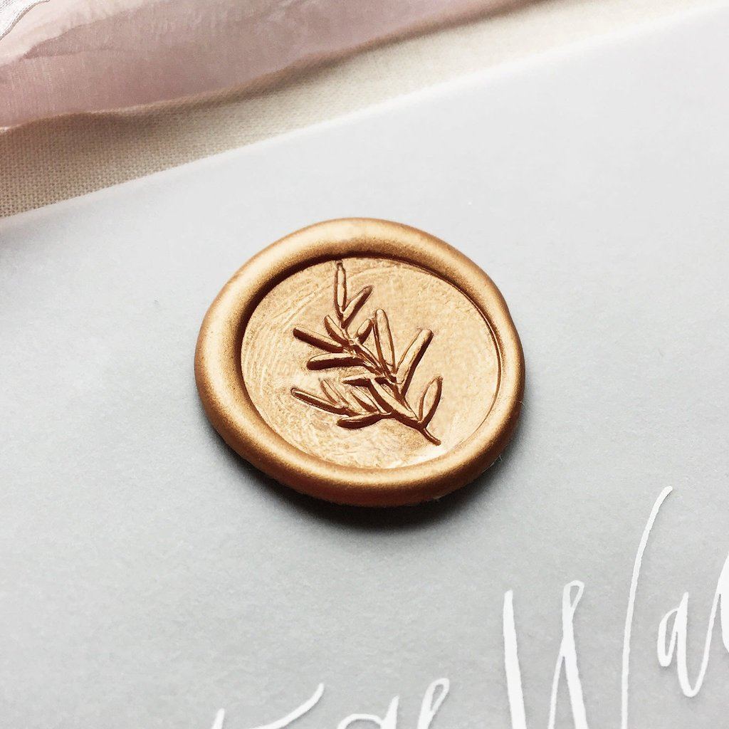 Stamptitude Stamptiude Sage Wax Seal