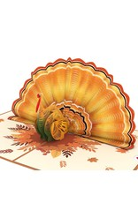 Lovepop Give Thanks Turkey Pop-Up Card