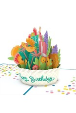 Lovepop Happy Birthday Basket
