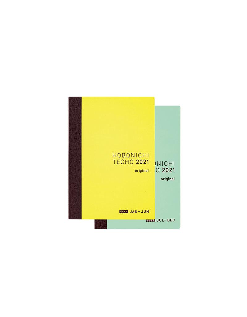 Hobonichi Hobonichi Books Only Original Avec A6