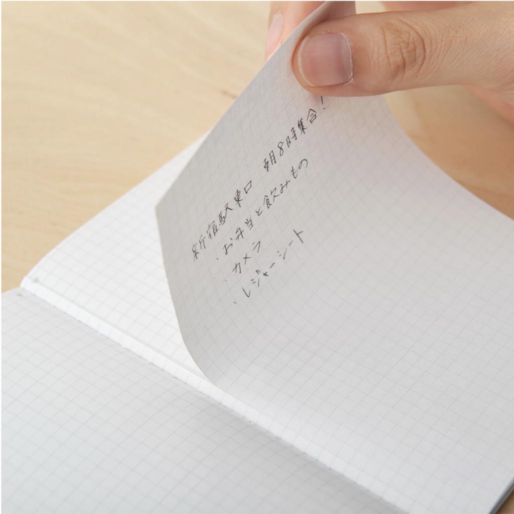 Hobonichi Hobonichi Original A6 Memo Pad Set