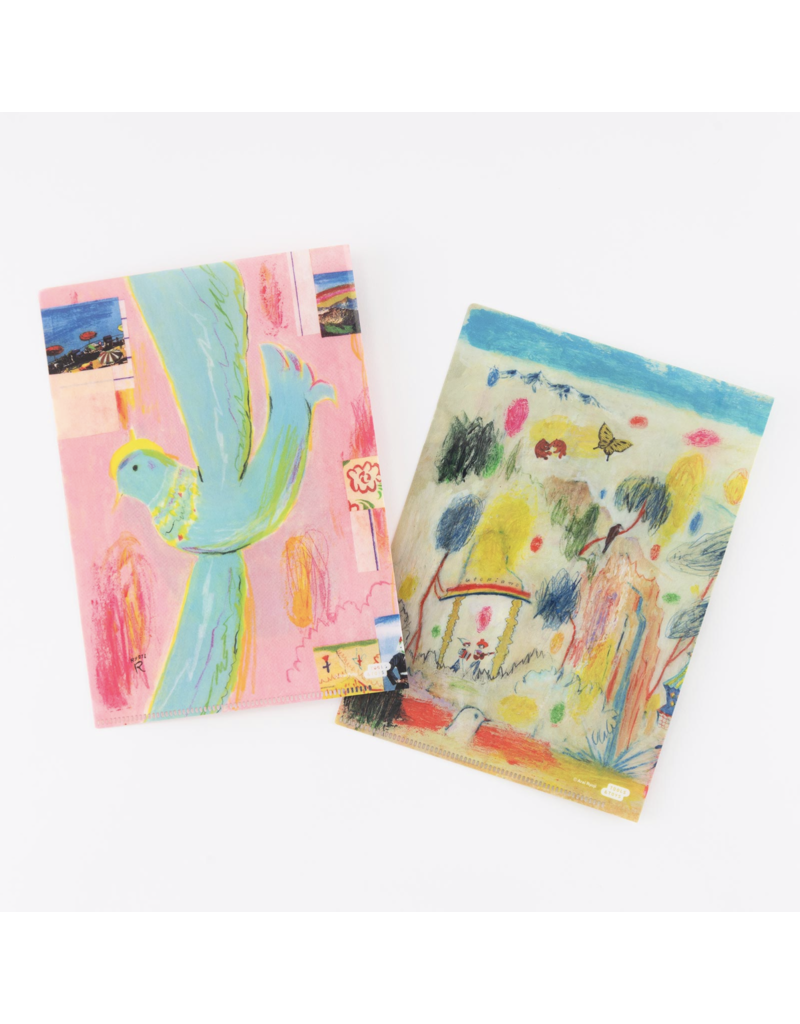 Hobonichi A5 Ryoji Arai Folder Set