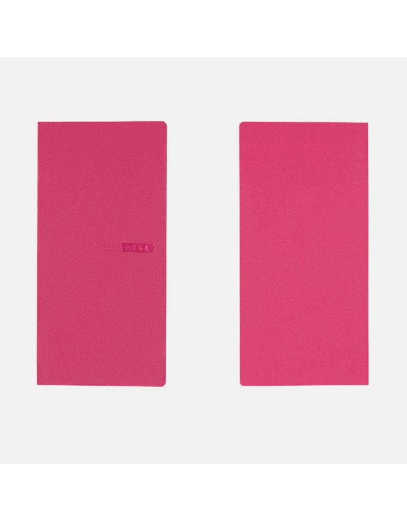Hobonichi Weeks Mega Sneaker Bright Pink Hobonichi Techo 2021