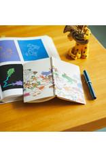 Hobonichi Weeks Makoto Wada: Embrace the Constellations Hobonichi Techo 2021