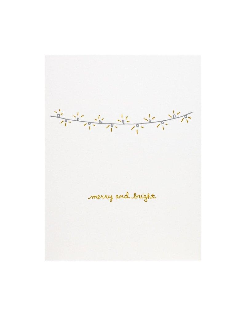 Albertine Press Merry and Bright box of 6