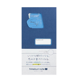 Himekuri Notebook Stationery Pen Ink