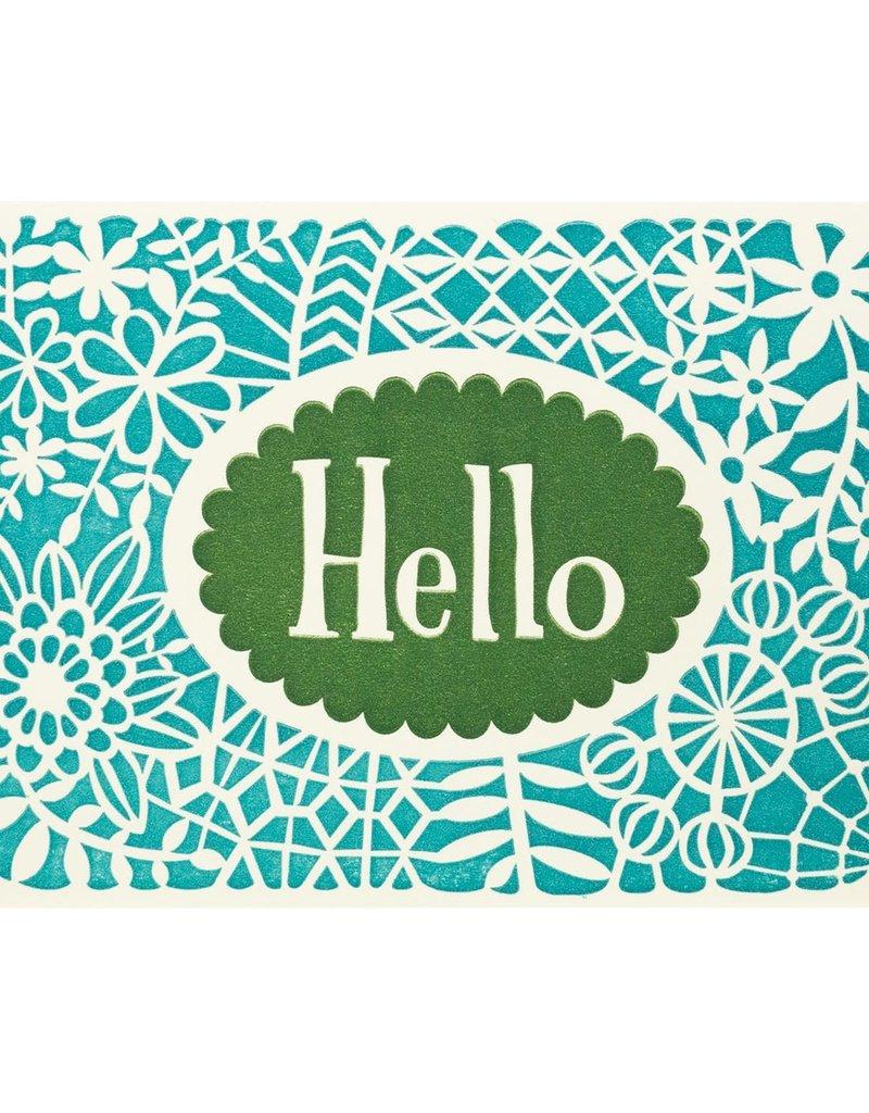 Hello Letterpress