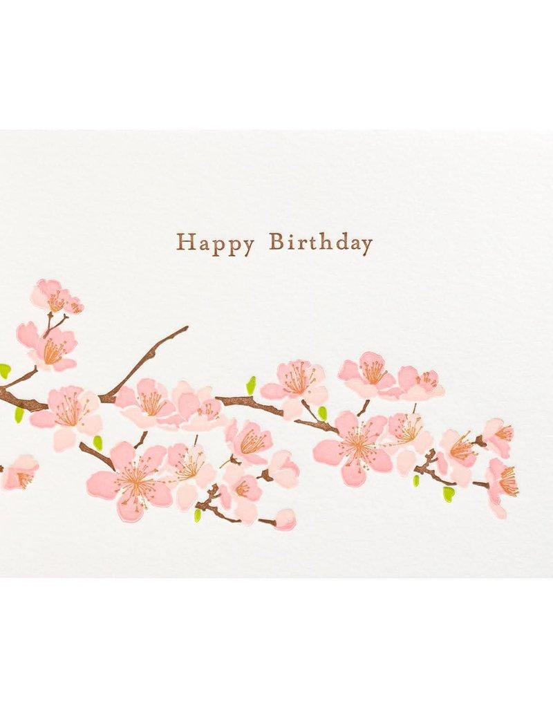 Ilee Papergoods Cherry Blossom Birthday