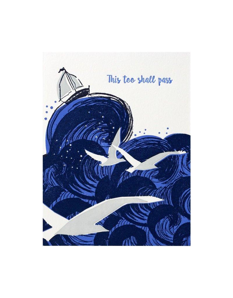Ilee Papergoods This Too Shall Pass