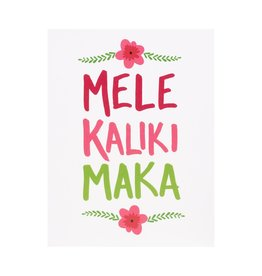 Mele Kalikimaka box of 6