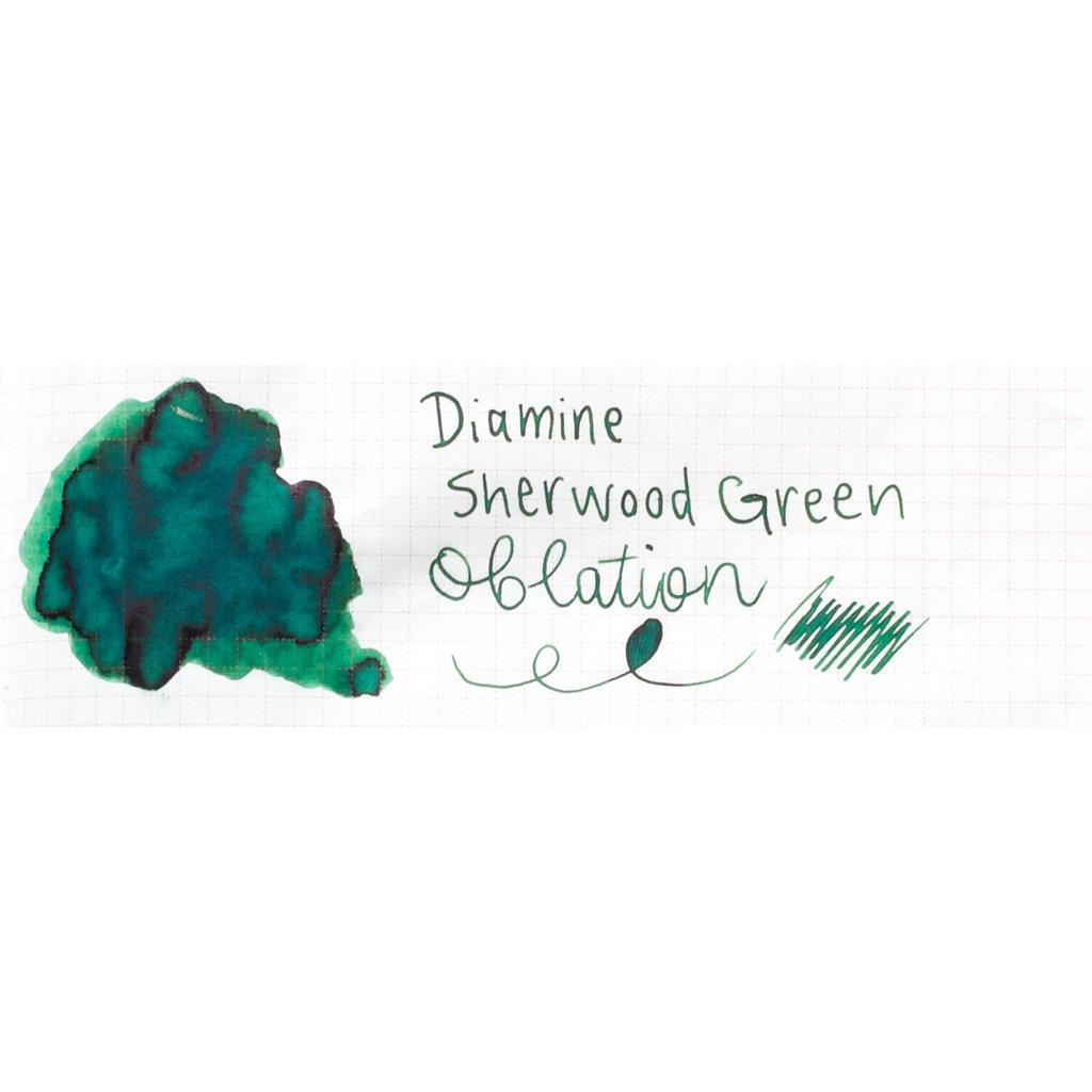 Diamine Diamine Sherwood Green Bottled Ink 30ml