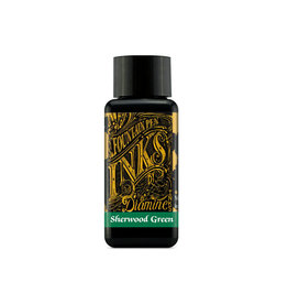 Diamine Diamine Sherwood Green Bottled Ink 30ml