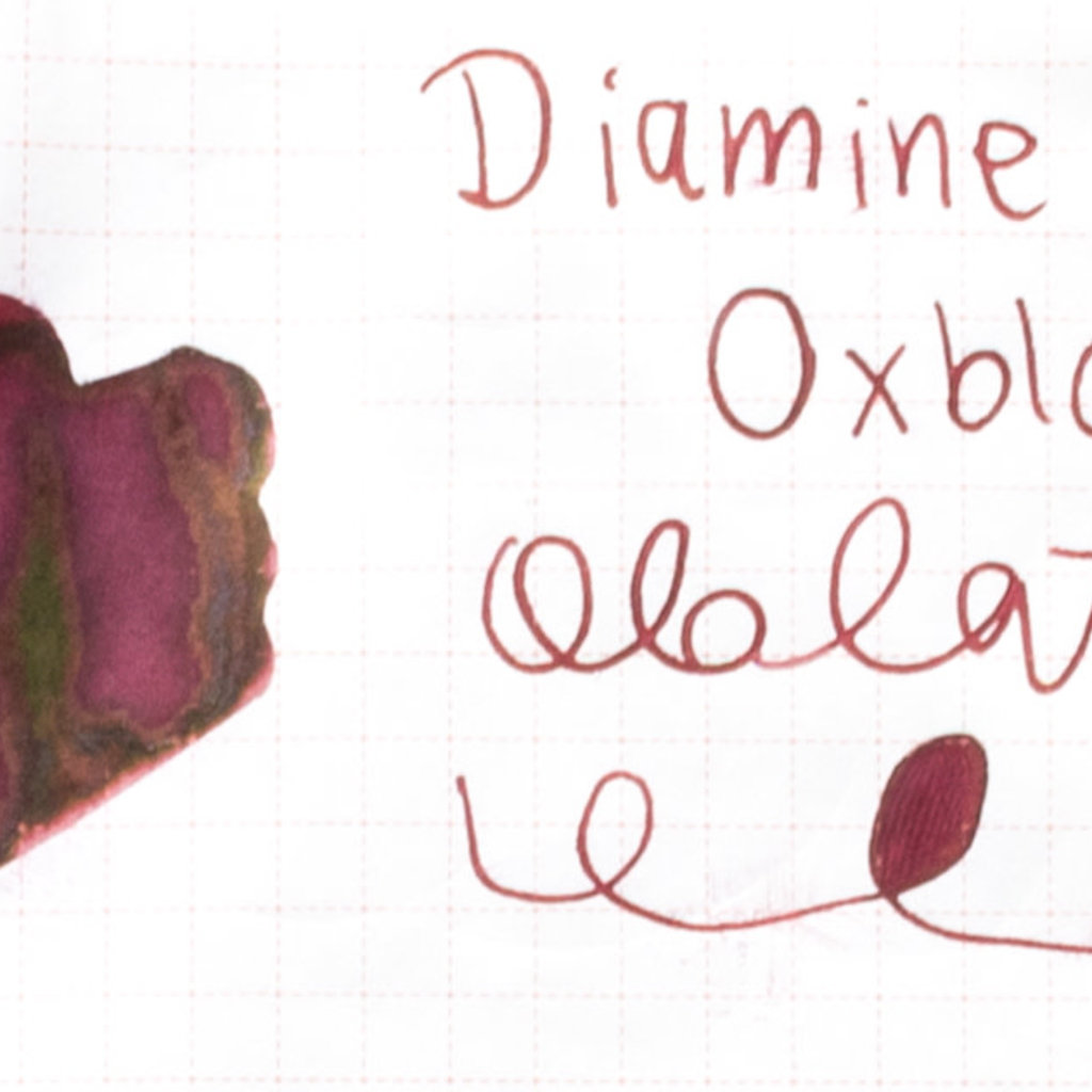 Diamine Diamine Guitar Oxblood Bottled Ink