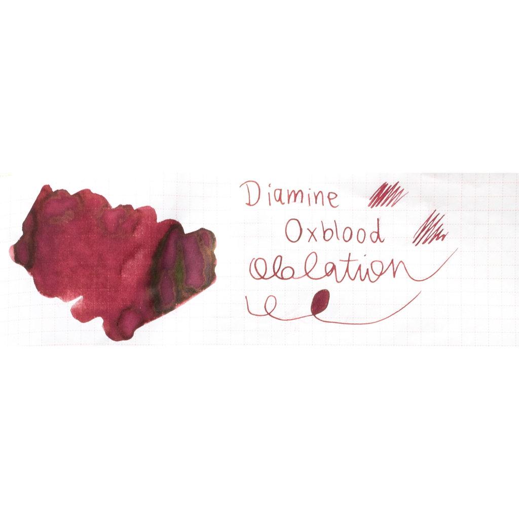 Diamine Diamine Oxblood Bottled Ink 30ml