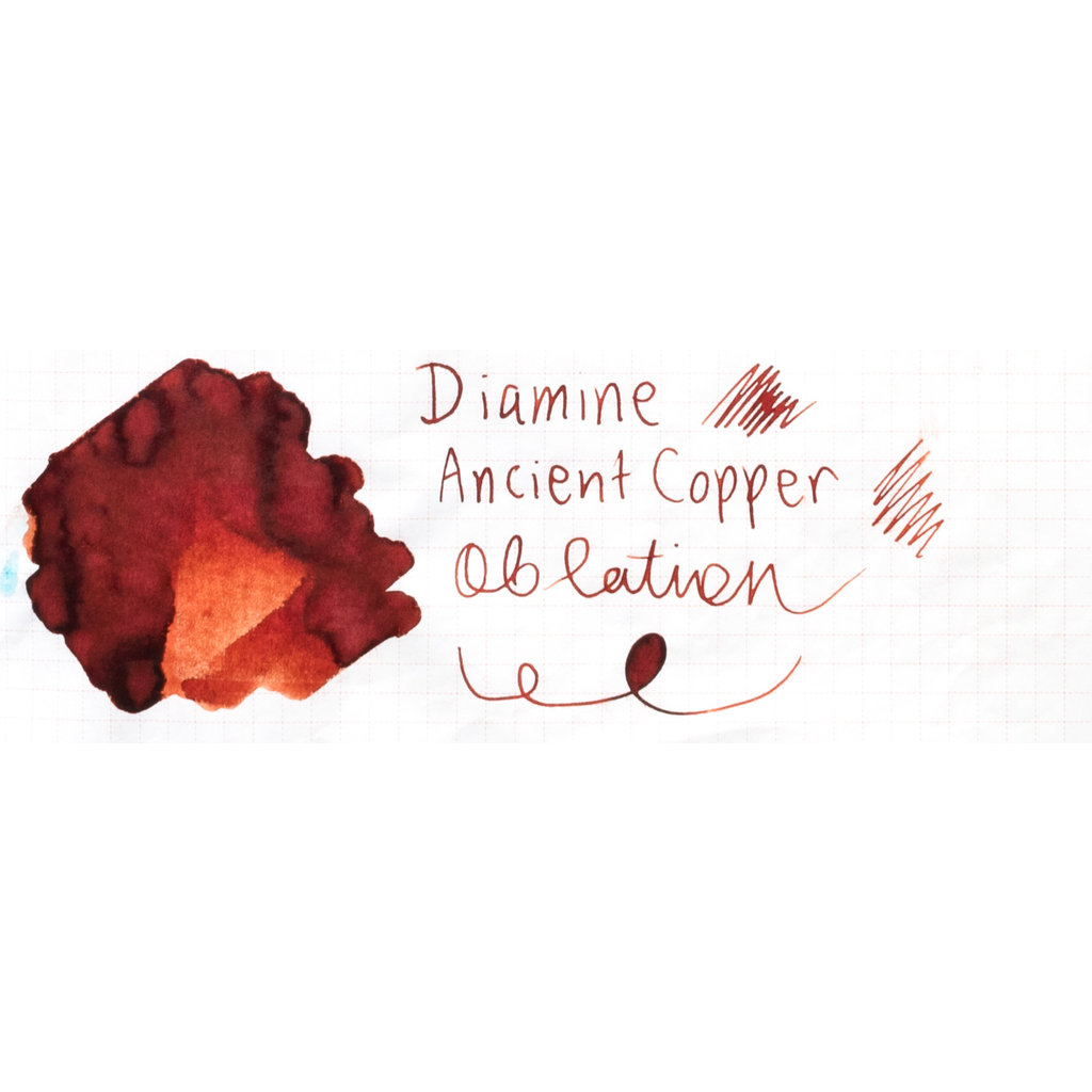Diamine Diamine Ancient Copper Bottled Ink 30ml