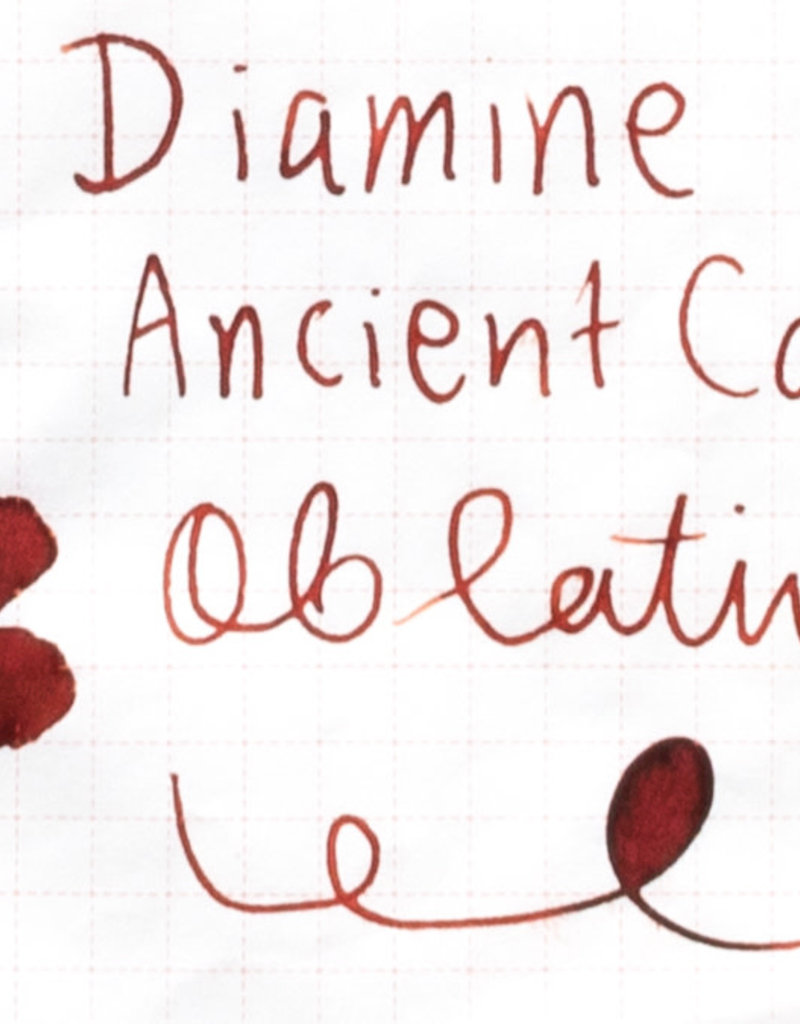 Diamine Diamine Guitar Ancient Copper Bottled Ink