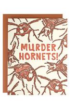 Hat + Wig + Glove Murder Hornets! Supreme Card