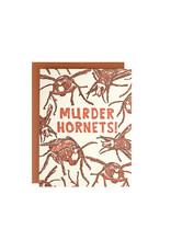HWG Murder Hornets! Supreme Card