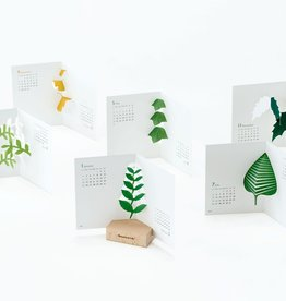 Botanical Life Pop-Up Calendar 2021