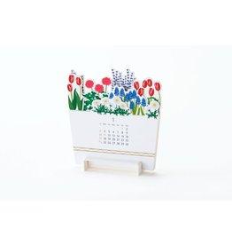 Bloom Pop-Up Calendar 2021