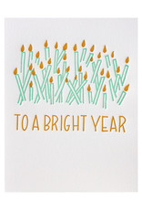 Ink Meets Paper To A Bright Year