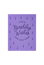 Ink Meets Paper Lovely Birthday Wishes