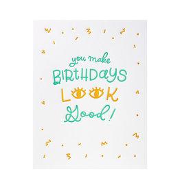 Ink Meets Paper Birthdays Look Good