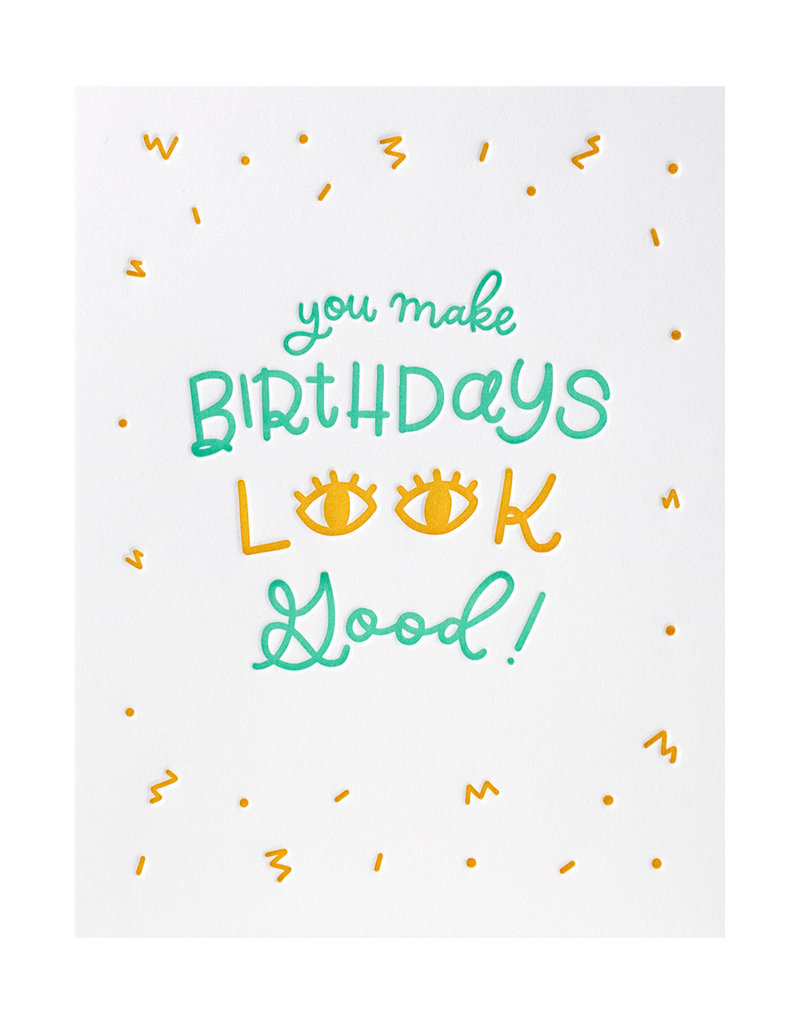 Ink Meets Paper Birthdays Look Good