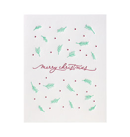 Ink Meets Paper Merry Christmas Script